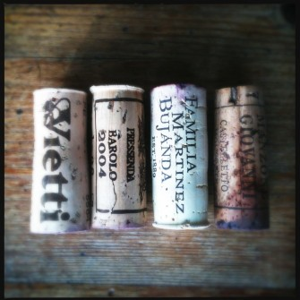 Vinklub – 3 stk. Barolo & en Rioja