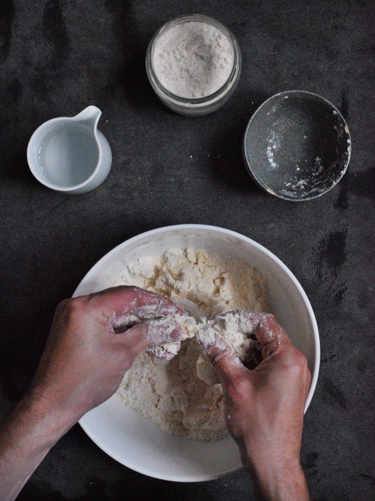 Opskrift på butterdej til tarteletter