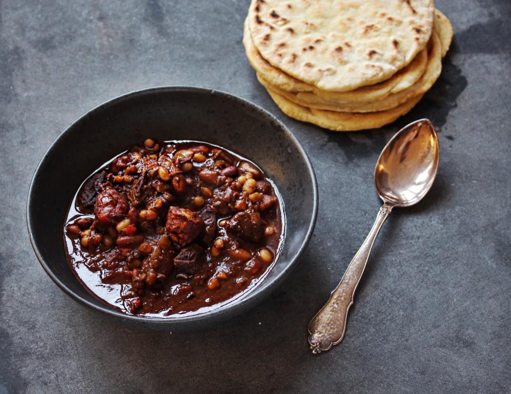 chili con carne – raavare 2