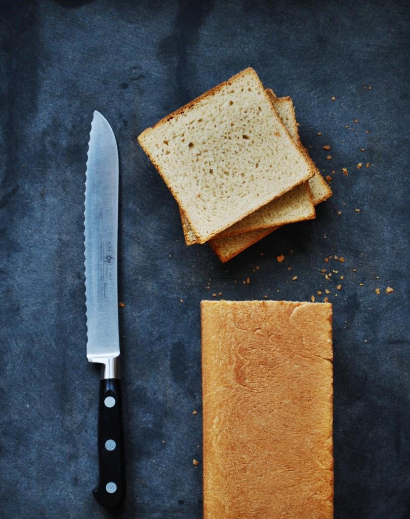 Færdigbagt toastbrød til cowboytoast