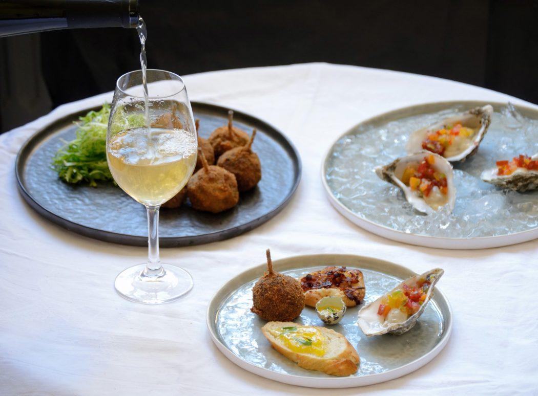 Fire franske aperitifs