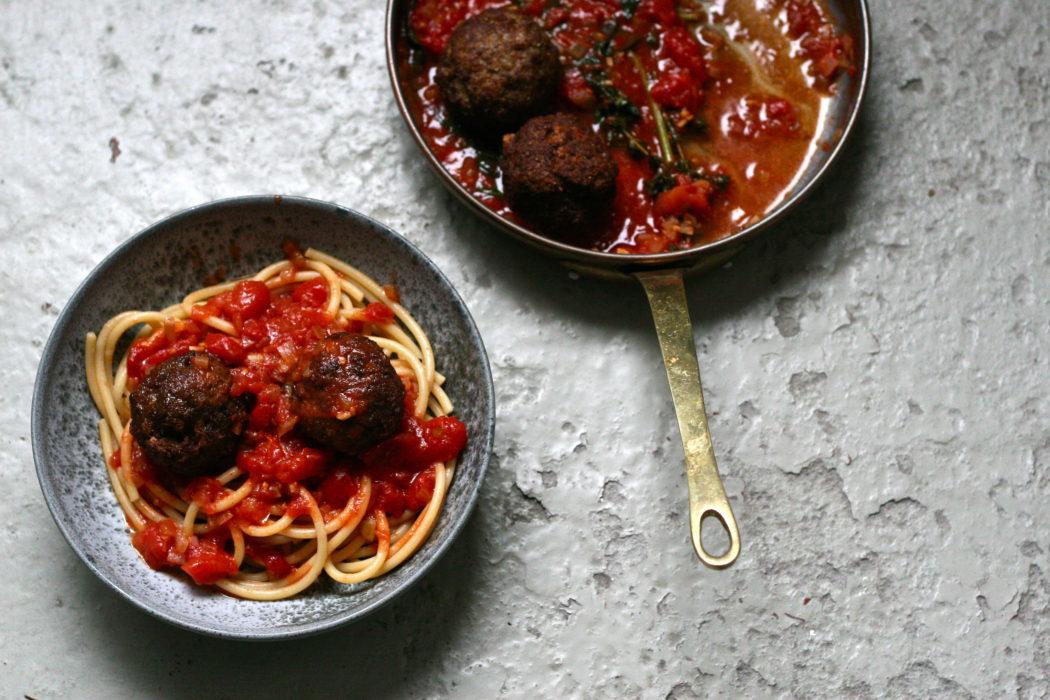 Italiensk-amerikanske kødboller 3